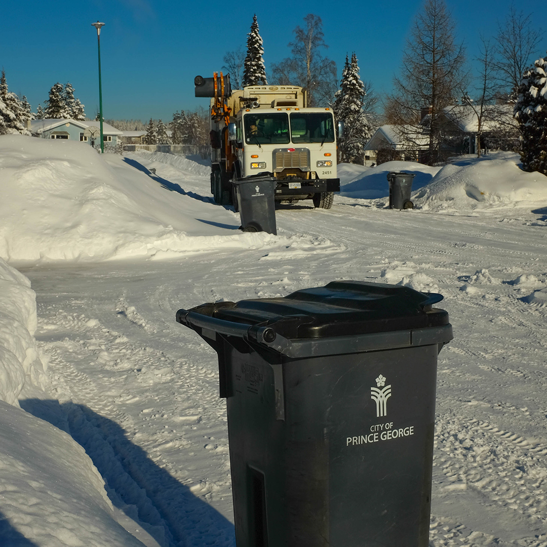 The 2019-2020 City curbside garbage collection schedule starts today (Friday, March 1).