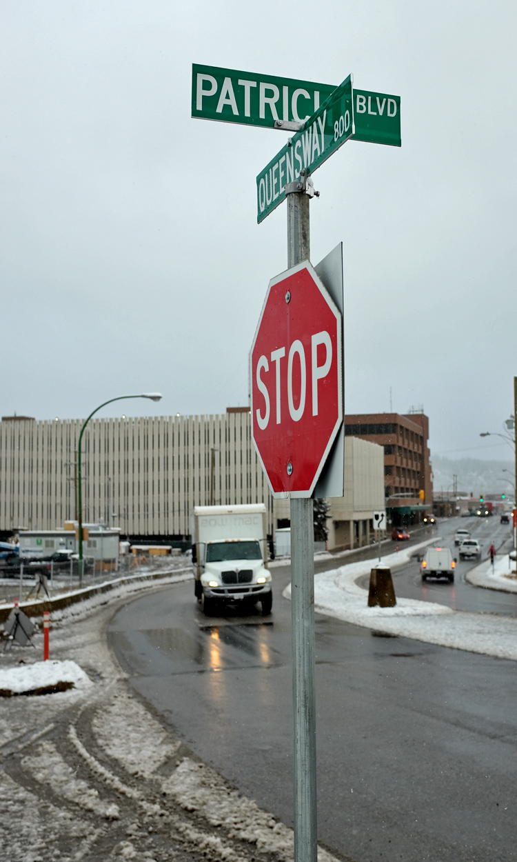 Queensway to close for downtown infrastructure upgrades