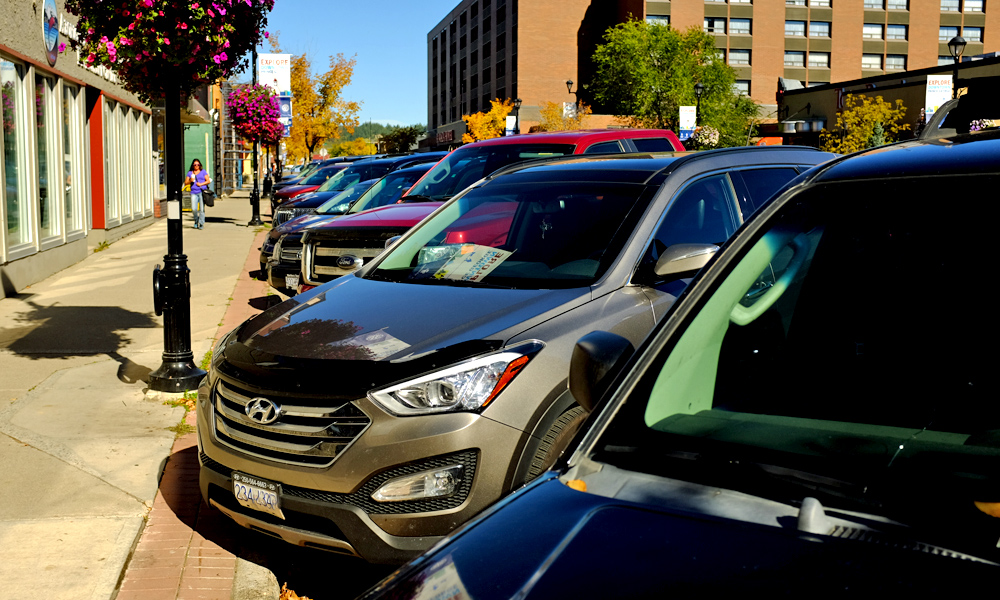 Downtown and Hospital Parking Strategy: By the Numbers