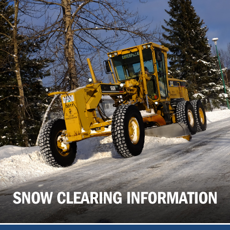 Snow Clearing Information