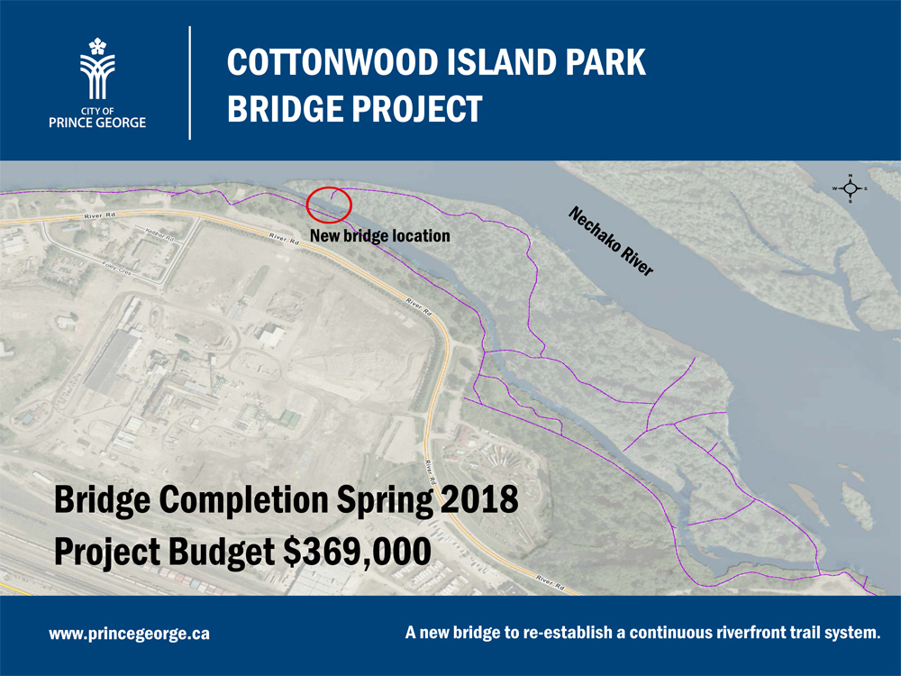 Construction to begin on new bridge at Cottonwood