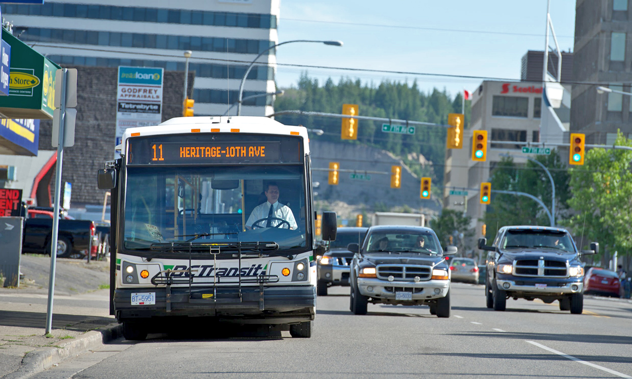 Service expansion coming to Prince George transit system