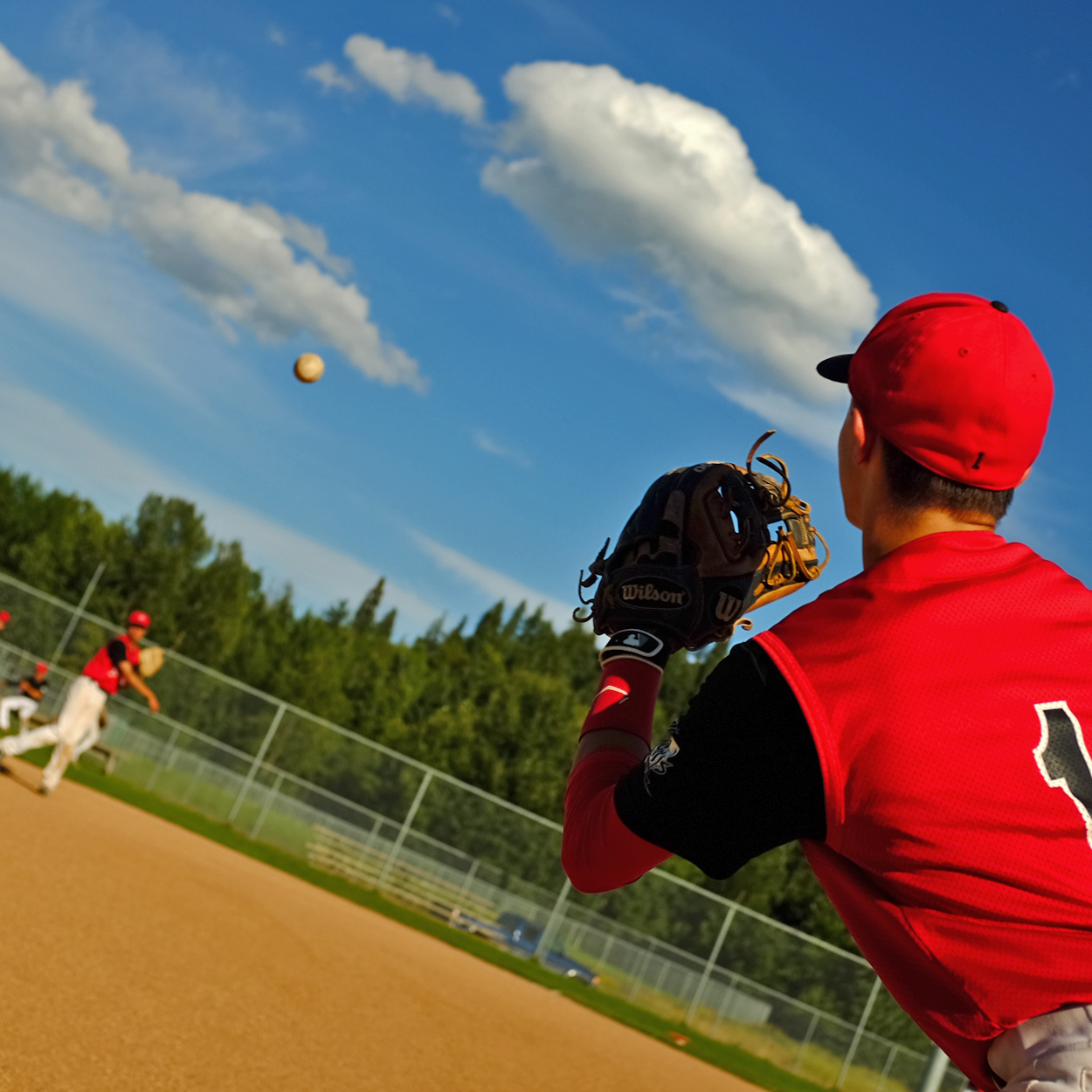Sport fields and ball diamonds reopened