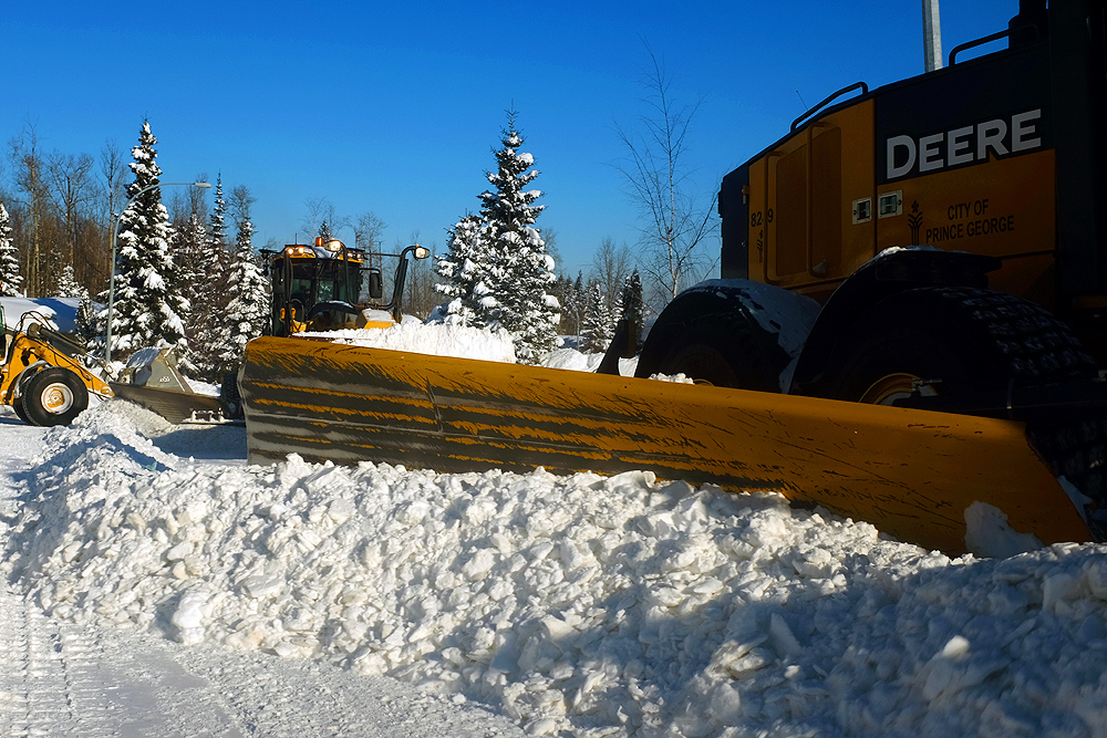 City crews in full operation following snow storm